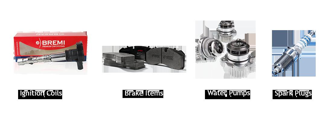 Porsche Products 1